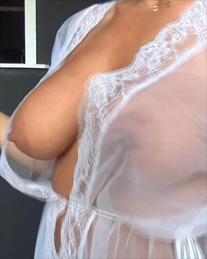 Nikki Sims See Thru Nipples