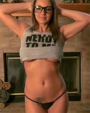 Nikki Sims Nerd Trivia Video
