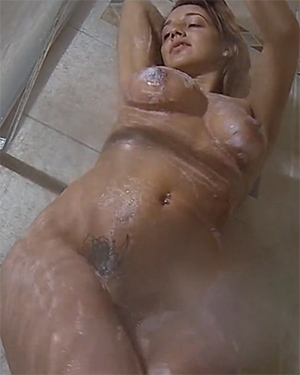 Nikki Sims Shower Helper Video