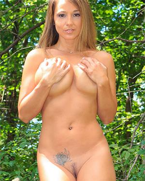 Nikki Sims Camo Girl