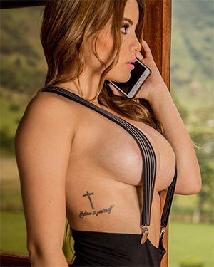 Pamela Jay Lingerie Booty