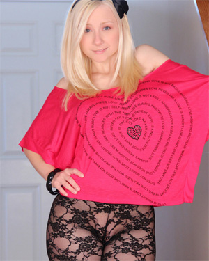 Pattycake Sweetheart Stockings