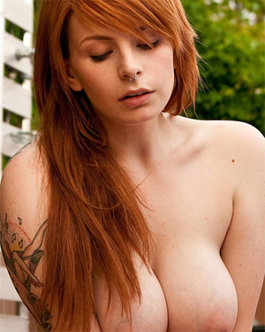 Peggysue Epic Boobs Suicidegirl