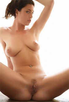 Hot young nudist girls