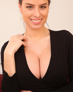 Rae Delicious Boobs and Smile
