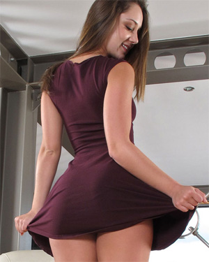 Remy LaCroix Mini Dress In The Crack