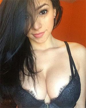 Reyna Arriaga Latin Flair Playboy