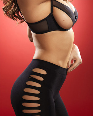 Rosie Jones Skin Tight Curves