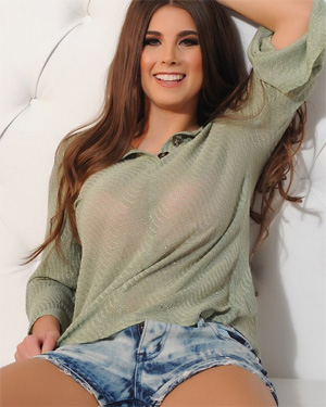 Sarah McDonald Beauty In Denim