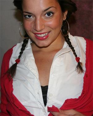 Selena Sexy Schoolgirl