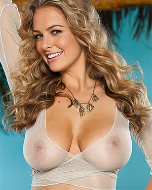 Shanna McLaughlin Posing Naked for Playboy
