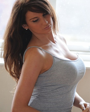 Shannon Smith Busty Tank Top