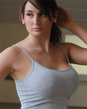 Shannon D Tank Top Titties