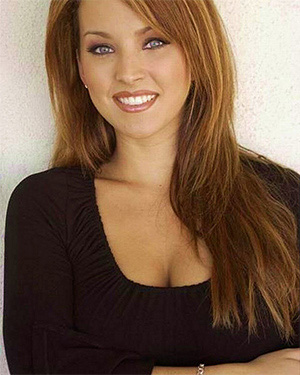 Shannon Stewart Perfect Redhead Playmate