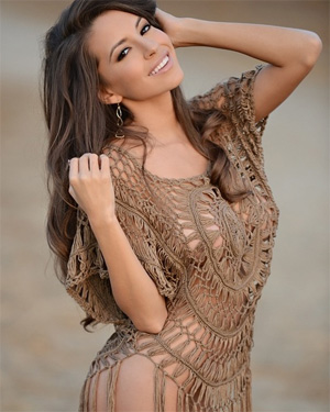 Shelby Chesnes Playboy Beauty