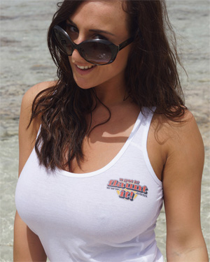 Stacey Poole Best Beach Boobs