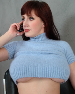 Boobs In Sweaters
