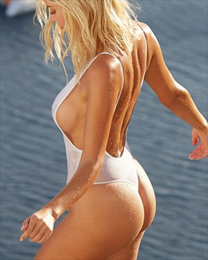 Tanja Brockmann Sexy Playmate