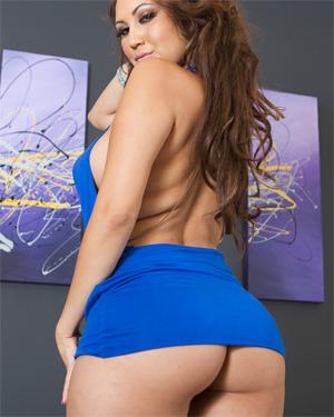 Tanya Love Blue Booty