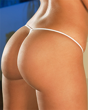 Taylor Redford Tiny Thong Playmate
