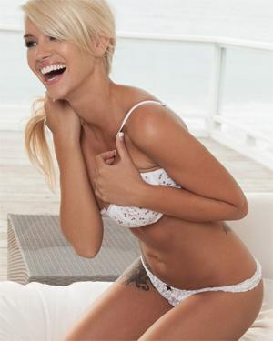 Taylor Seinturier Playboy