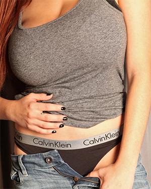 Tessa Fowler Sexy Comfy Calvins