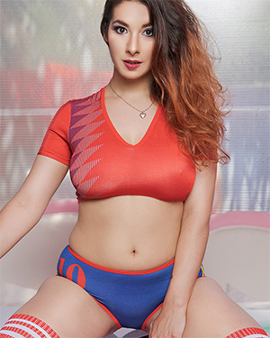 Zenda Sexy World Cup BaDoinkVR