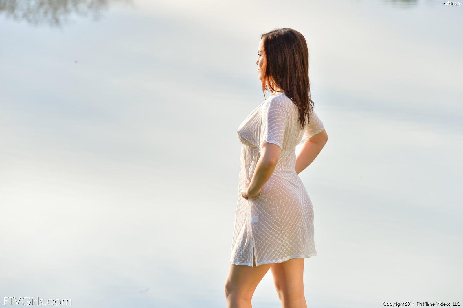 Public nudity ftv addison sheer