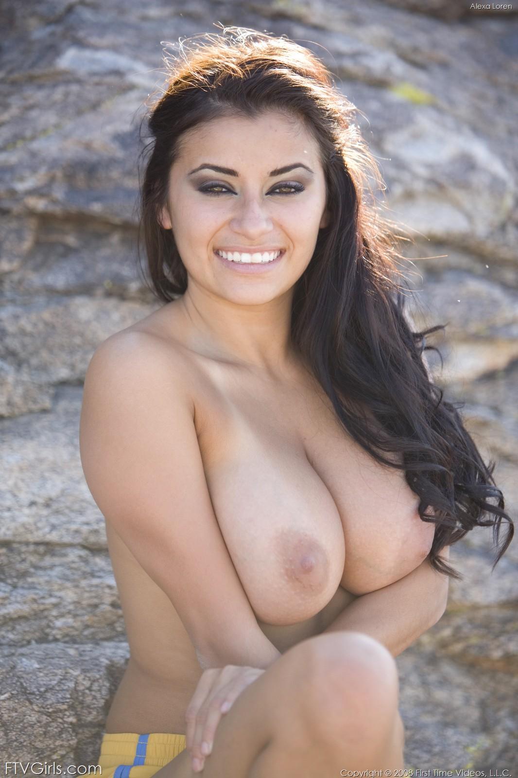 alexa loren naked