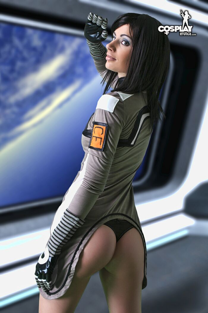 Star trek cosplay girls