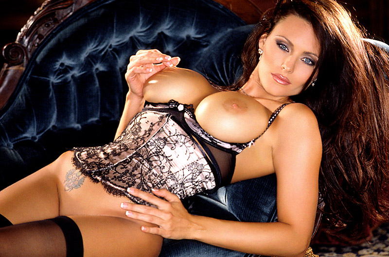 Girl naked with huge breast