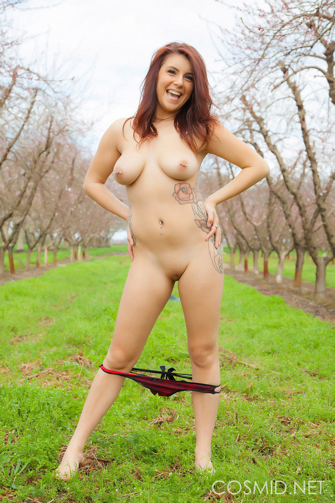 Aubrey cosmid chase naked precisely does