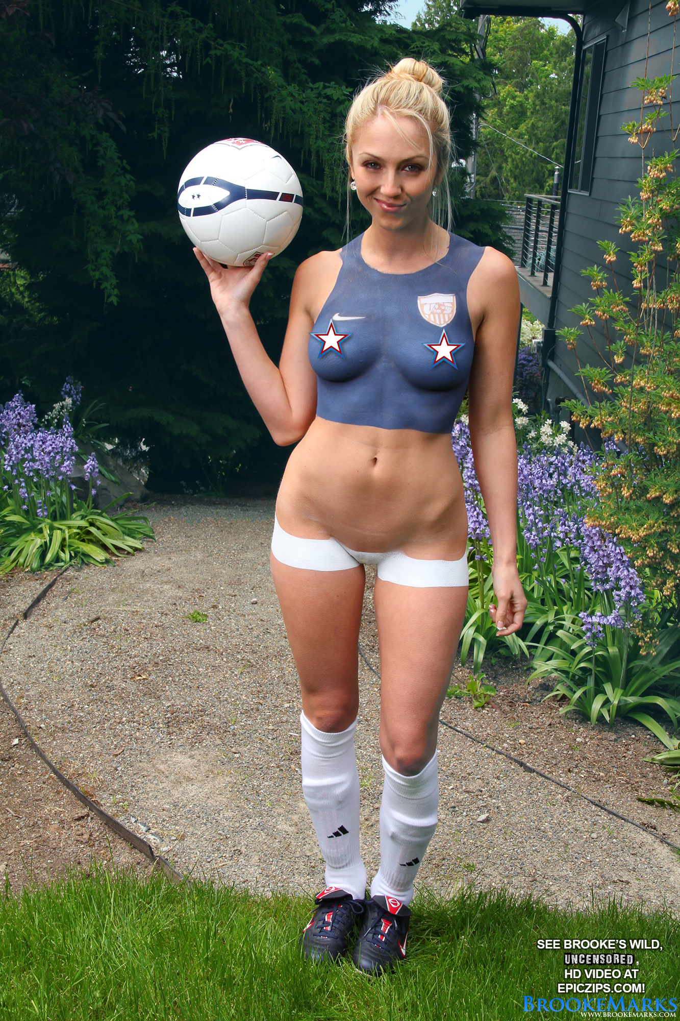 World cup soccer girls nude necessary