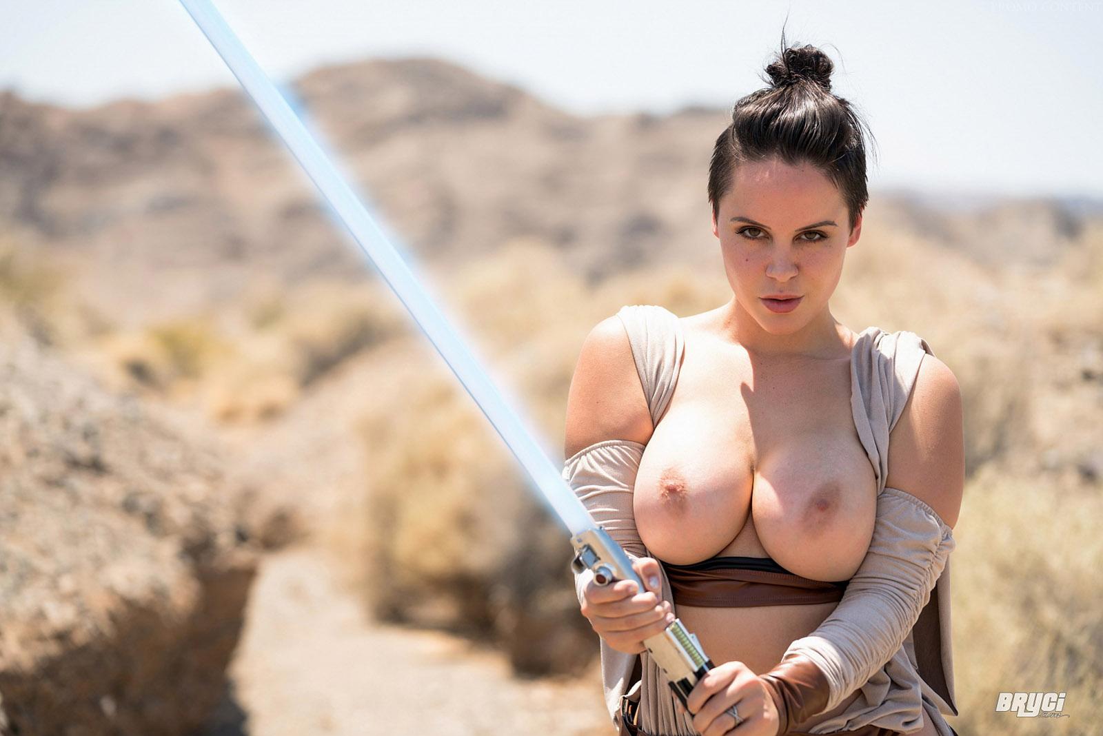 Cosplay star porno wars Star Wars