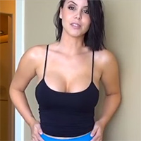 Bryci Tries On New Yoga Pants For You