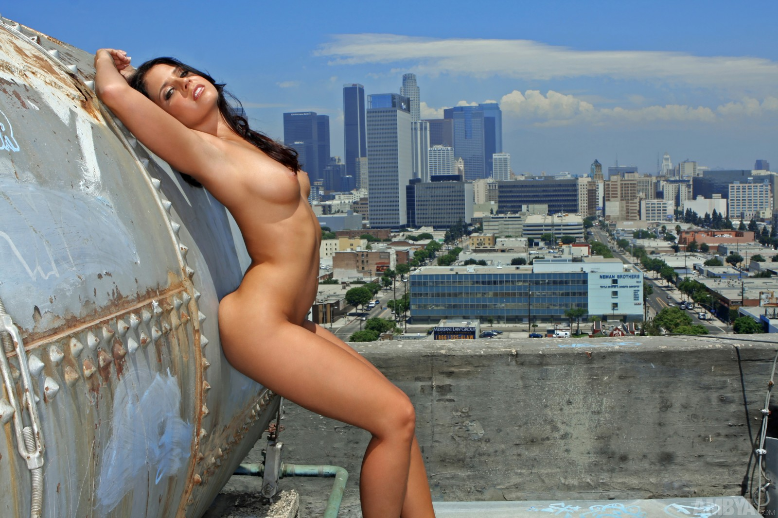 Nude girls in city opinion