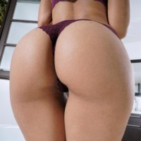 Demi Lopez In The Crack