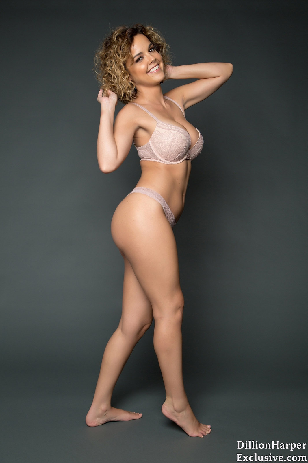Harper nude Dillion