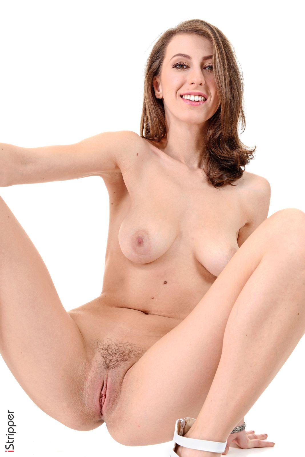 sexy girl on treadmill