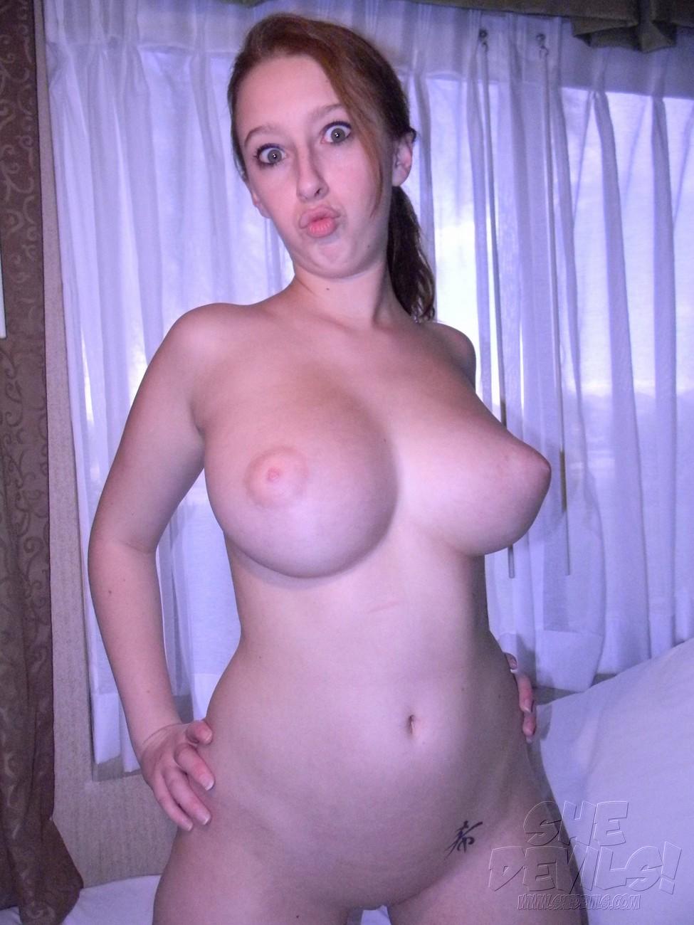 tits natural Felicia big