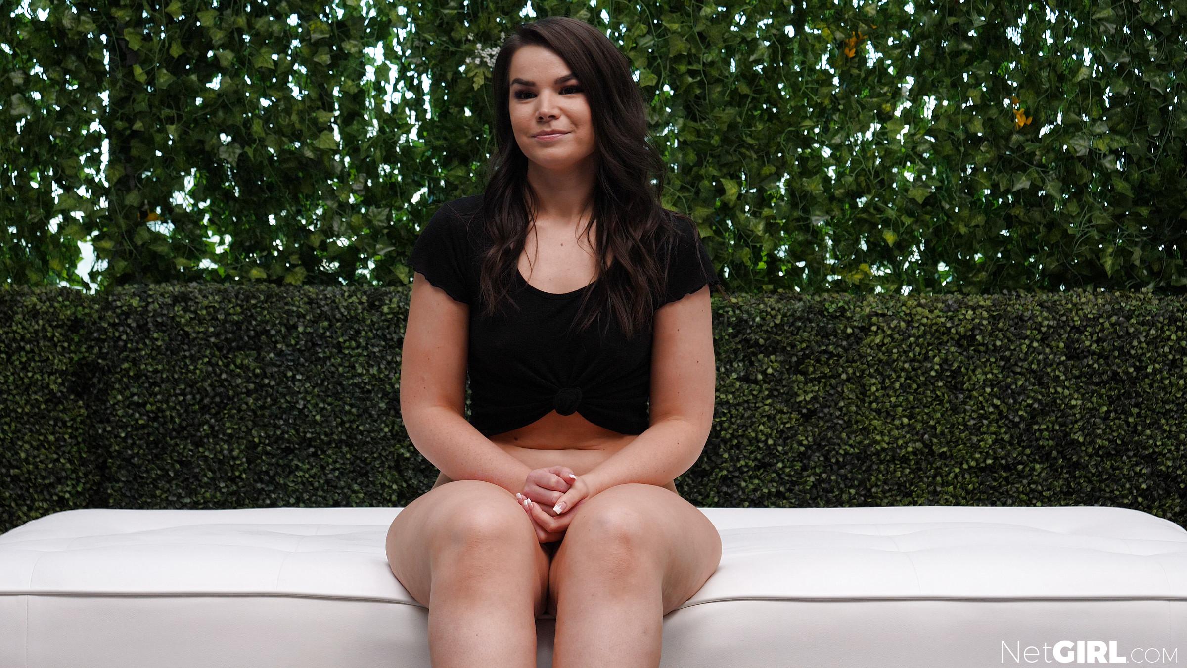Gemma Bubble Butt Net Girl / Hotty Stop