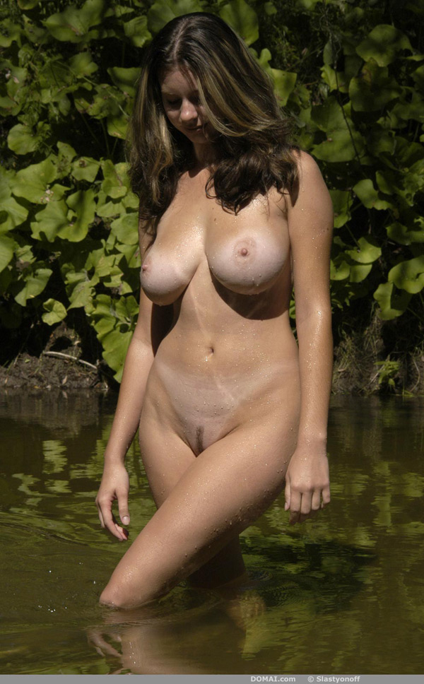 Excellent Nude moms in forest you