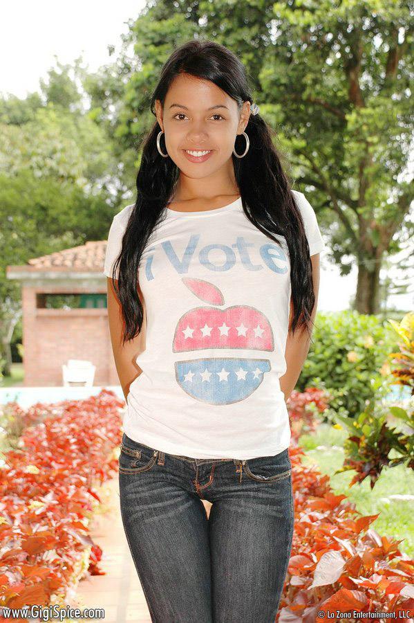 Teen Hotty Gigi Spice Latina 107