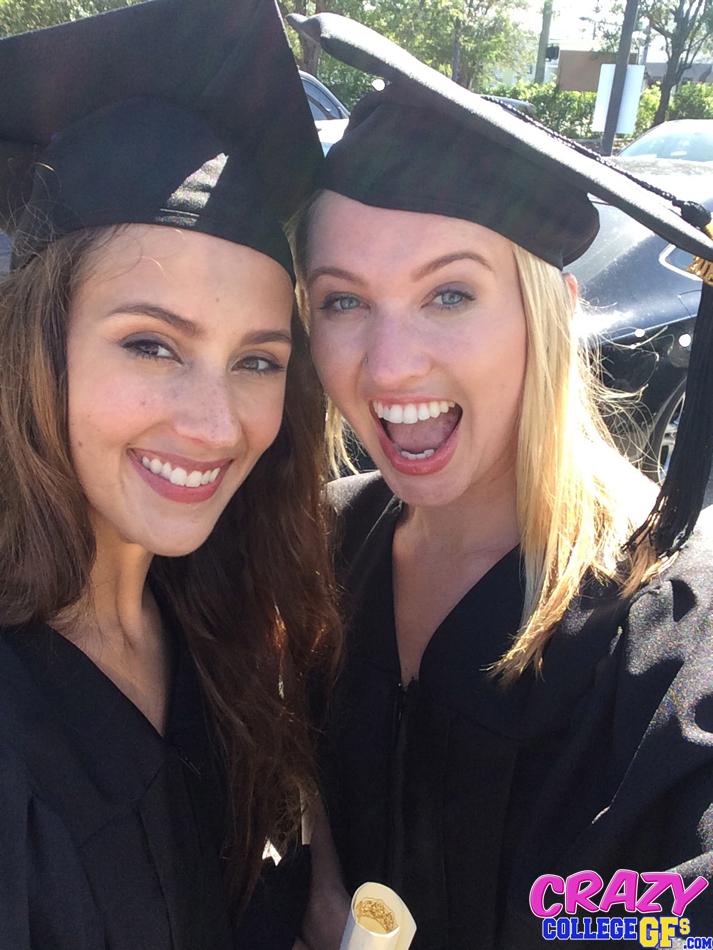 Graduation gown sex movies