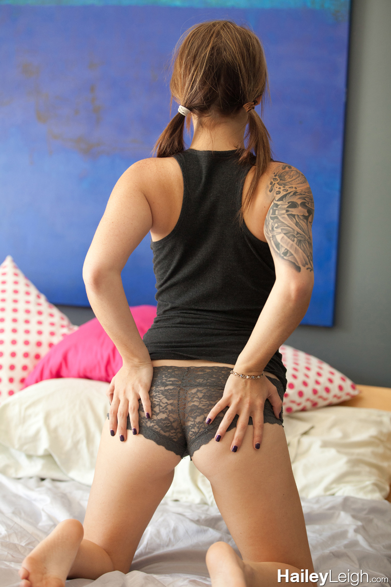 Commit error. Hailey leigh tight shorts think