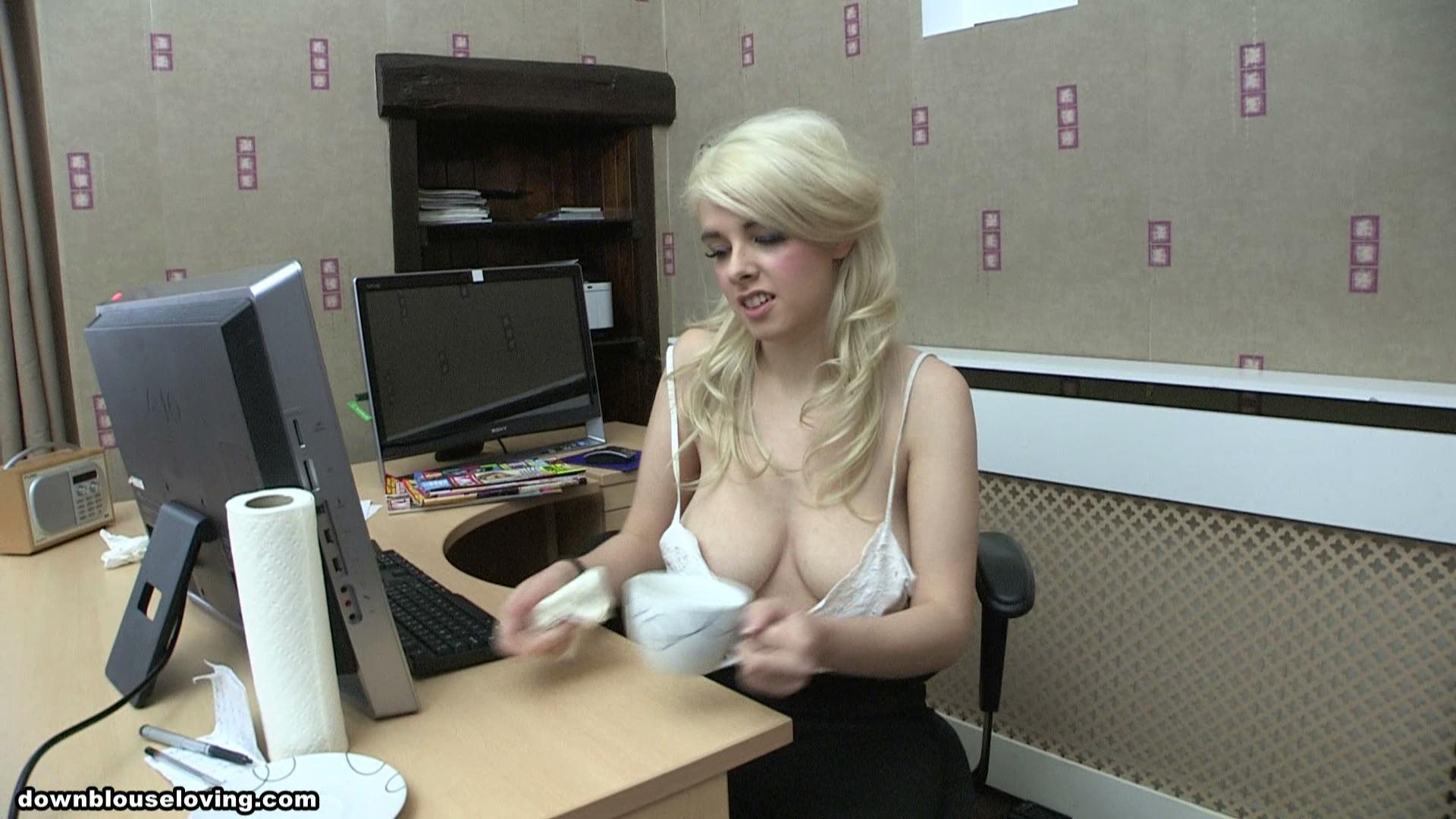 Amber rayne panties