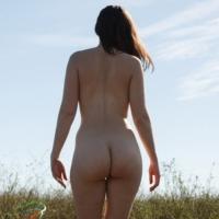 Sexy hula hoop desnudo