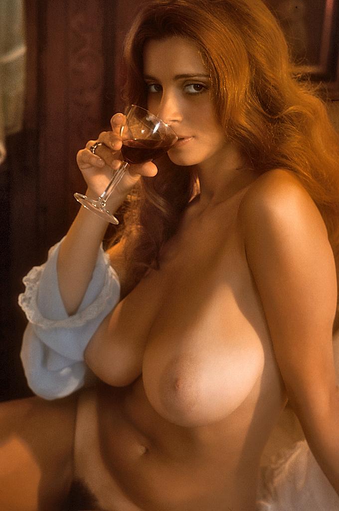 Amazing fran flashing her boobies - 1 part 9