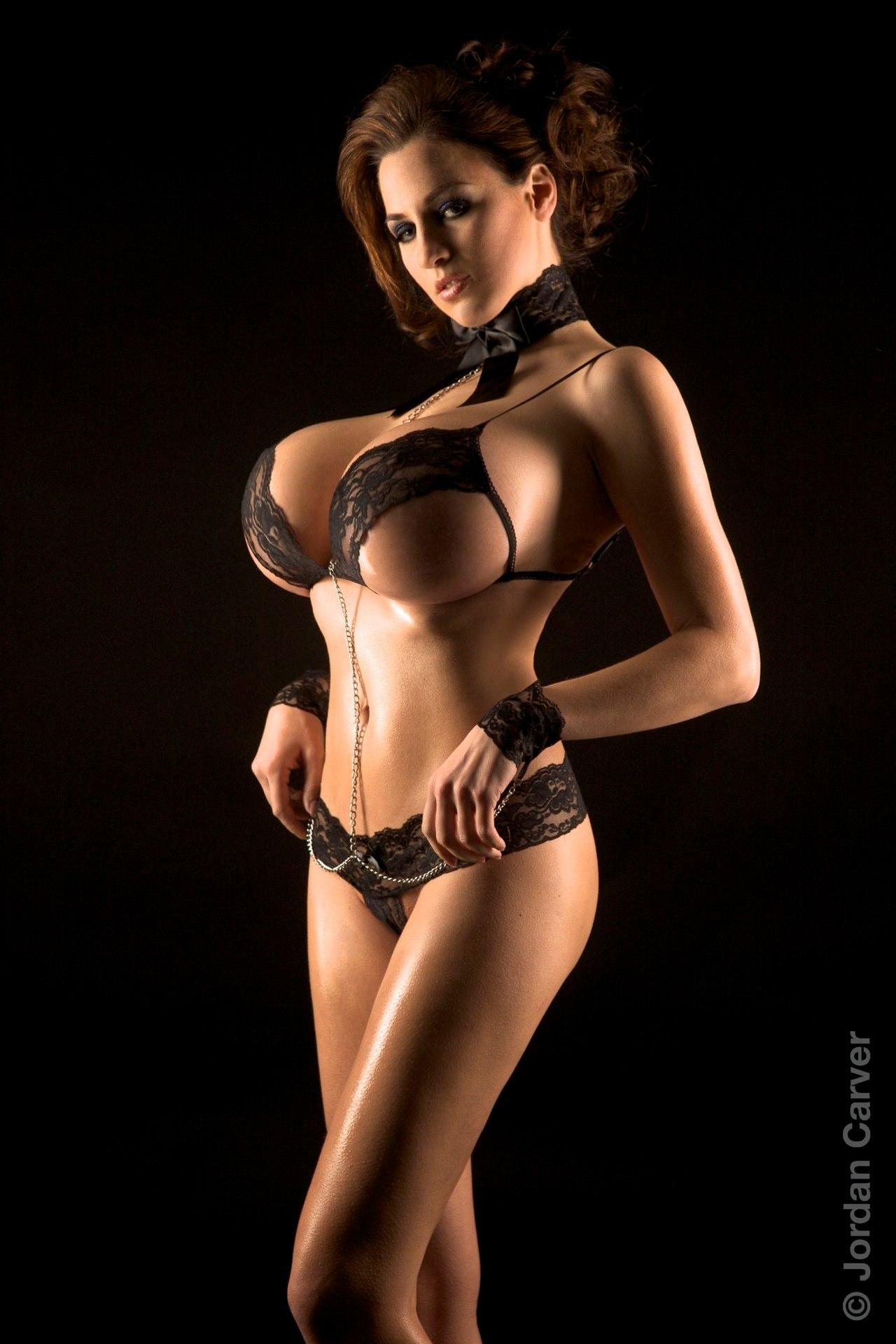 Hotty Stop Jordan Carver Kinky