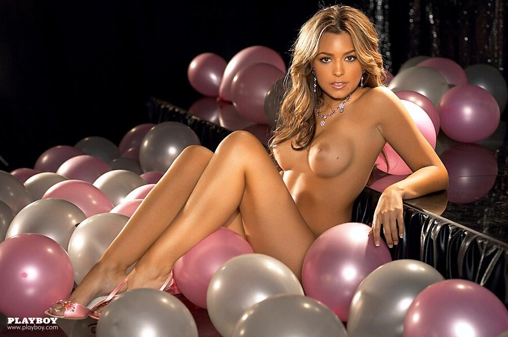 Эротика с воздушными шарами #11